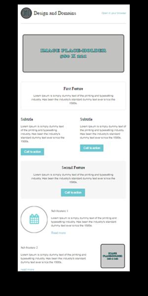 email template dreamweaver